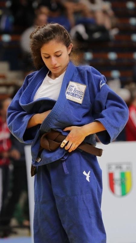 Streamer Yayah tem sonho de chegar a uma Olimpíada com o judô - Reprodução - Reprodução