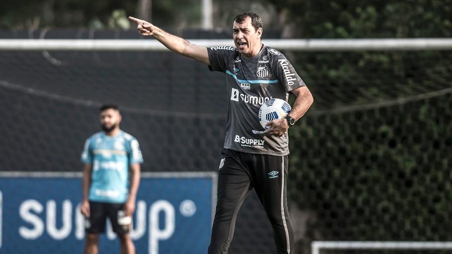 Assim como em 2008, o Santos tem em Carille seu terceiro treinador - Ivan Storti/Santos