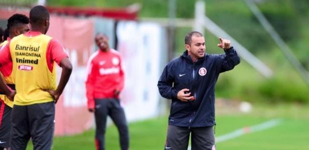 Preparador físico João Goulart está no Inter desde 2009 e foi promovido em agosto - Divulgação/SC Internacional