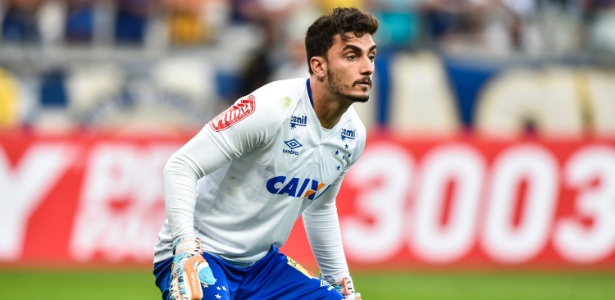 Rafael é o substituto de Fábio no gol do Cruzeiro - Yuri Edmundo/Light Press/Cruzeiro