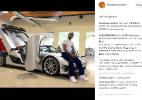Mayweather põe carrão de R$ 15 milhões à venda para renovar coleção - Instagram/Reprodução