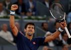 Djokovic mira estratégia de Federer em busca de recorde em Grand Slams - SUSANA VERA/REUTERS