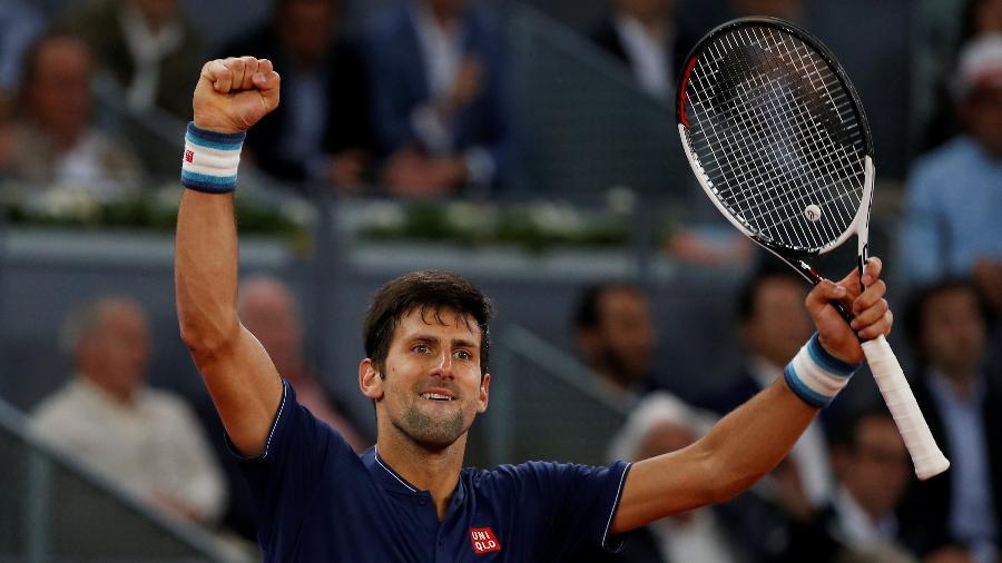 Djokovic explicou as mudanças em sua comissão técnica - SUSANA VERA/REUTERS