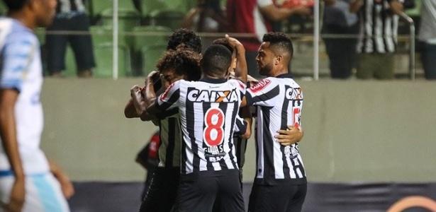 Atlético-MG ficou do lado oposto da chave a todos os outros cinco brasileiros