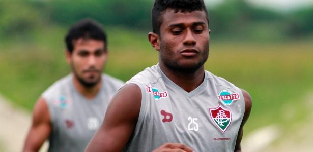 Maranhão chega ao Goiás emprestado pelo Fluminense