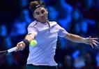 Federer vira, bate Cilic e termina 1ª fase do ATP Finals com 100% - Glyn Kirk/AFP