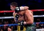 Imagem forte: Boxeador quase tem orelha arrancada durante luta - Reprodução/HBO