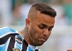 Luan se lesiona contra o Palmeiras e pode perder semi da Libertadores - Daniel Vorley/AGIF