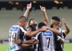 Ceará esbanja eficiência e goleia Sampaio Correa na Arena Castelão - Divulgação/Ceará