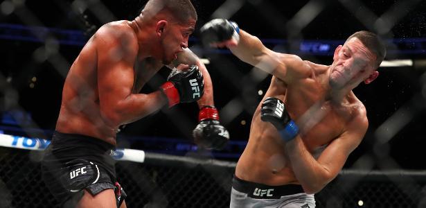 UFC 241 | Nate Diaz retorna ao octógono, vence ex-campeão e desafia Masvidal