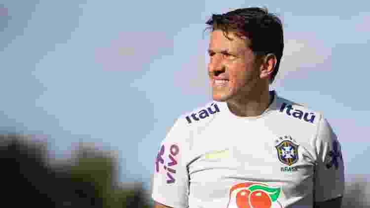 Juninho - Lucas Figueiredo/CBF - Lucas Figueiredo/CBF