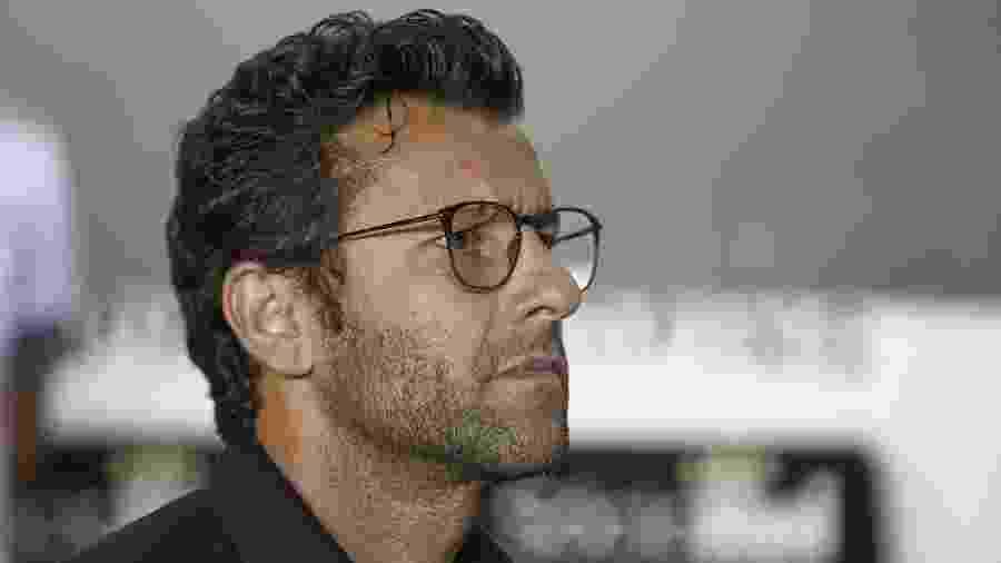 O técnico Alberto Valentim, do Botafogo, tem multa rescisória milionária e futuro incerto - Marcello Zambrana/AGIF