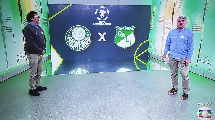 Com jogos de Palmeiras e Fluminense, Globo perde na audiência pela primeira vez com reprises; veja o comparativo
