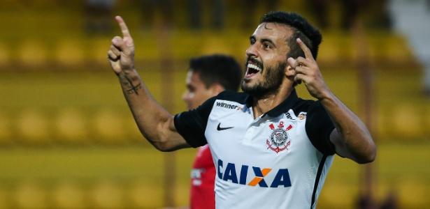 Uendel é o jogador que mais defendeu o Corinthians na temporada