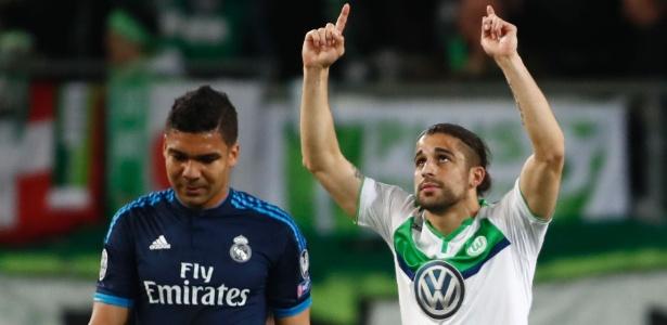Wolfsburg foi melhor que o Real Madrid na Alemanha