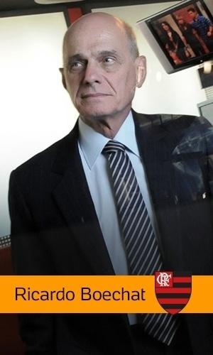 Ricardo Boechat (Band): Flamengo