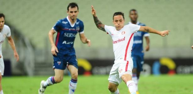 Venezuelano foi titular contra o Fortaleza, mas ficou fora diante do Atlético-MG