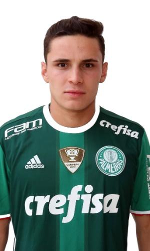 Raphael Veiga, meia Palmeiras