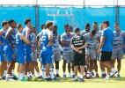 Fora da final, Grêmio descarta folga e marca treino no fim de semana - Lucas Uebel/Divulgação Grêmio
