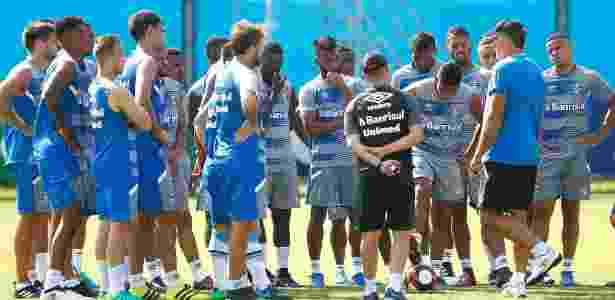 Renato Gaúcho mantém concentração antecipada e treinos no final de semana - Lucas Uebel/Divulgação Grêmio