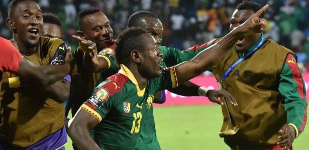 Camarões é o atual campeão da Copa Africana de Nações - Issouf Sanogo/AFP Photo