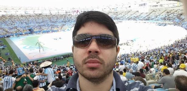 Paulo Roberto Rodrigues Zagallo foi vítima da violência no Rio de Janeiro