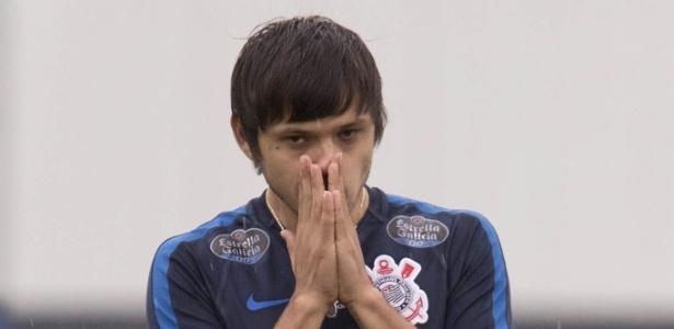 Romero segue fora da equipe do Corinthians por dores musculares