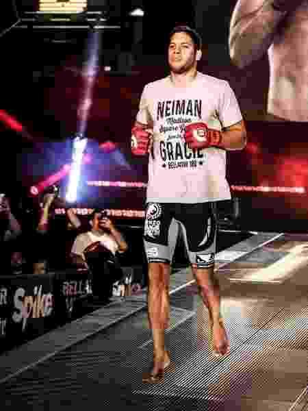 Neiman é apresentado no Bellator NY - Bellator/Divulgação - Bellator/Divulgação