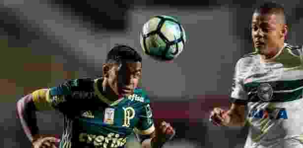 Dudu Palmeiras Coritiba - Ale Cabral/AGIF - Ale Cabral/AGIF