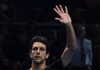 Dupla de Marcelo Melo é dominada e fica com o vice no ATP Finals - AFP PHOTO / Glyn KIRK