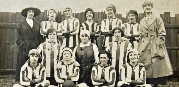 Dick Kerr Ladies, time feminino de operárias que fez história no século 20