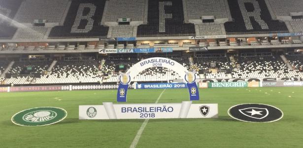 Cerimonial do Brasileirão na primeira rodada; torneio ainda tem gol qualificado como critério