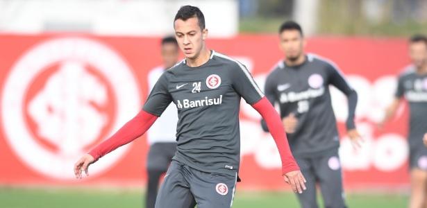 Juan Alano é um dos jogadores do Inter relacionados para pegar o Bahia - Ricardo Duarte/Inter