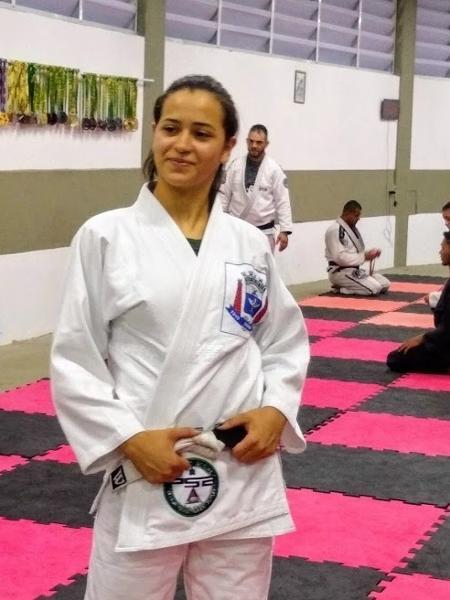 Rhyllary Barbosa, de 15 anos, lutou contra invasor em ataque a escola de Suzano - Adriano Wilkson/UOL