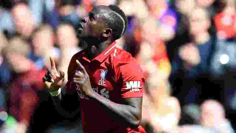 Na última temporada, Mané atuou em 50 partidas e marcou 26 gols - Peter Byrne/PA Images via Getty Images
