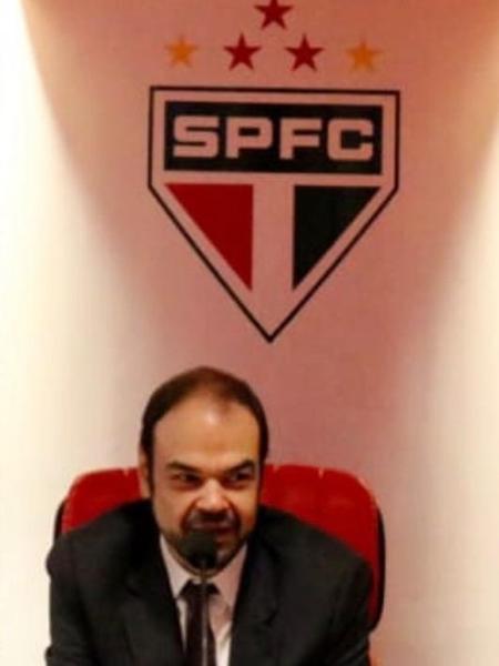 Leonardo Serafim, ex-diretor do São Paulo - Divulgação