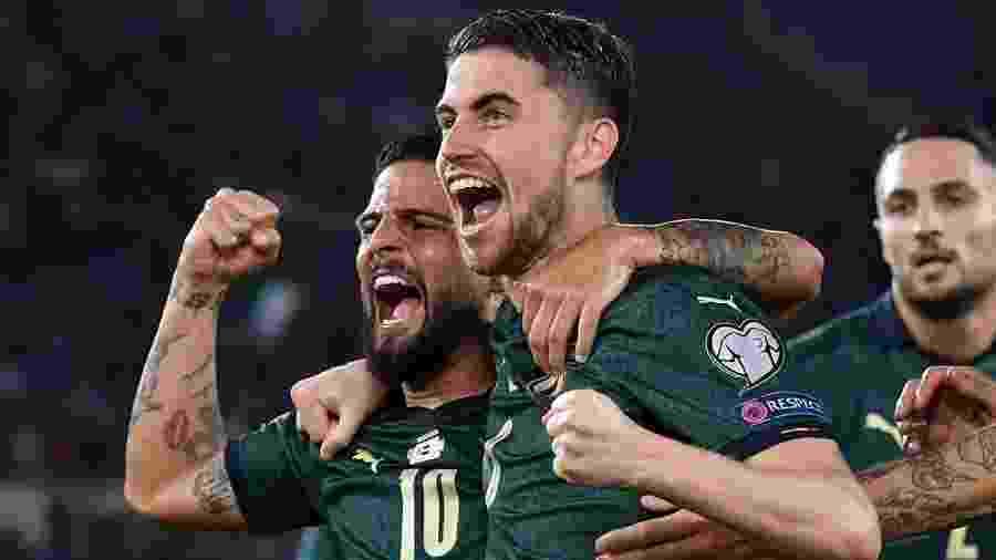 De verde, Itália vence Grécia pelas Eliminatórias da Eurocopa 2020 - Divulgação/Uefa