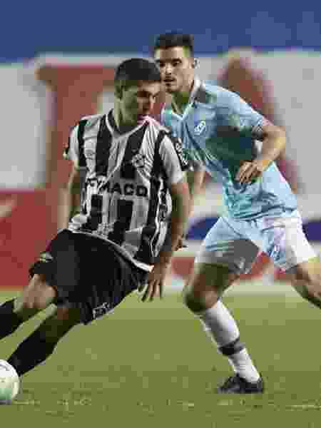 Botafogo fecha contratação de lateral-direito uruguaio Federico Barrandeguy - Divulgação/Montevideo Wanderers
