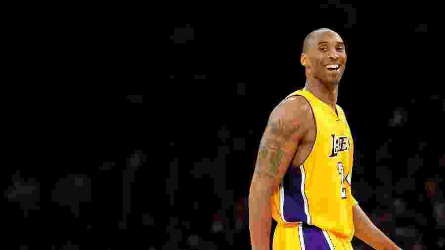 Kobe Bryant é estrela de documentário especial exibido pela ESPN a partir de hoje - Lisa Blumenfeld/Getty Images