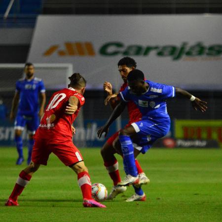 Partida entre CSA e CRB pelo Campeonato Alagoano 2020 - Bruno Fernandes/Jornal Extra Alagoas