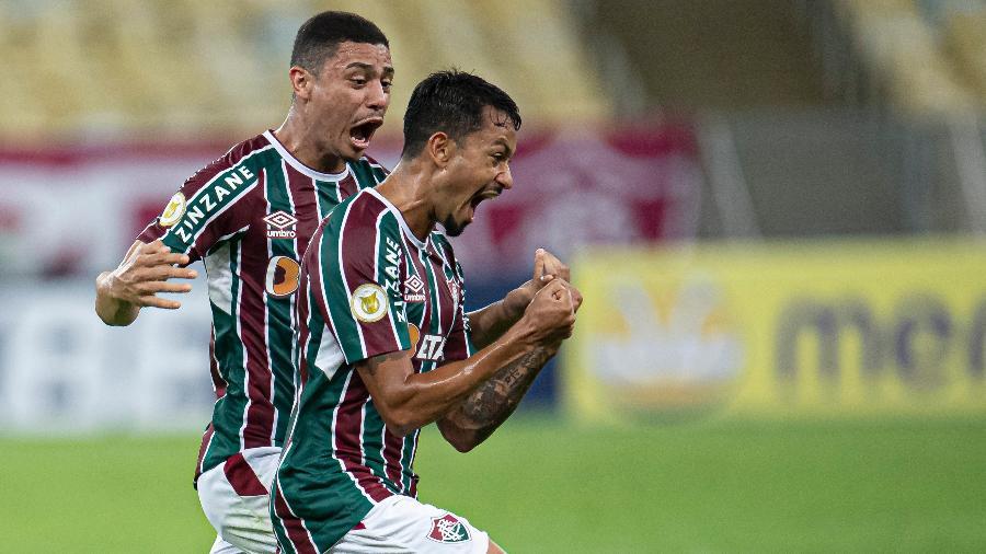 Fluminense de Lucca recebe o Juventude no Maracanã em jogo adiado do Brasileirão - Jorge Rodrigues/AGIF