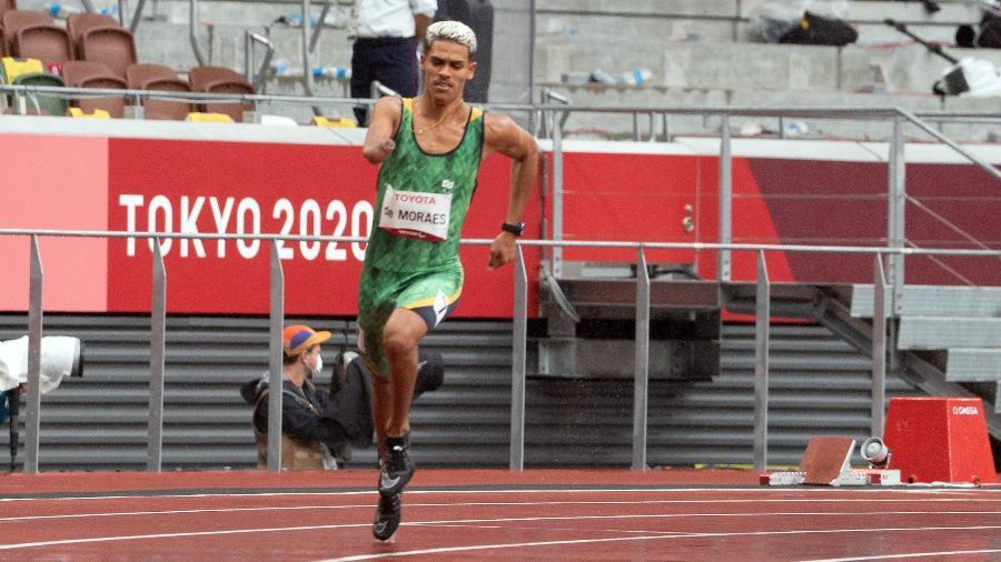 Thomaz Moraes, atleta paralímpico brasileiro - Fabio Chey/CPB