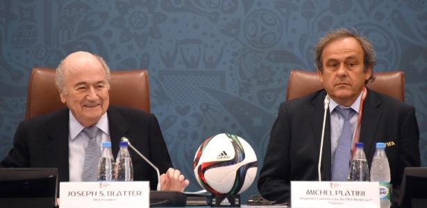 Dirigente foi afastado da Fifa por seis anos