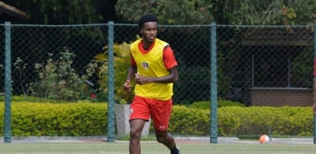 Joanderson é cria da base do São Paulo e defenderá o Internacional nesta temporada