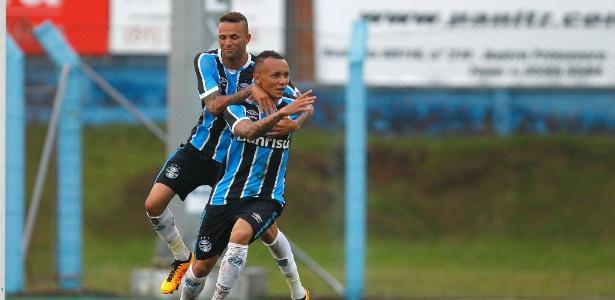 Everton e Luan são exemplos de jogadores contratados pela captação do Grêmio