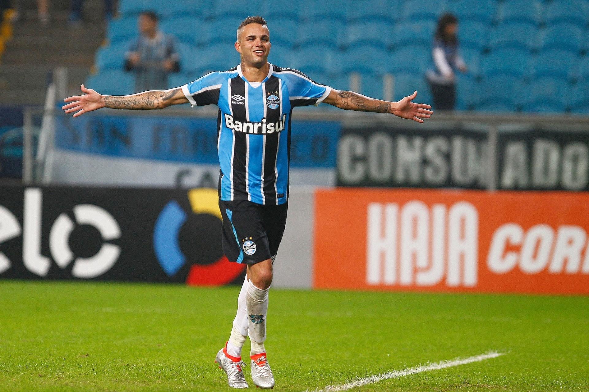 c436f53912 Grêmio define  Luan só sai por mais de R  100 milhões - 08 06 2016 - UOL  Esporte