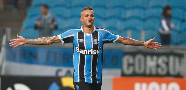 Luan pode ser chamado pela seleção principal e seguir fora do Grêmio