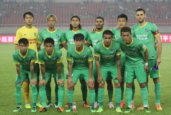 Hangzhou Greentown, time do futebol chinês