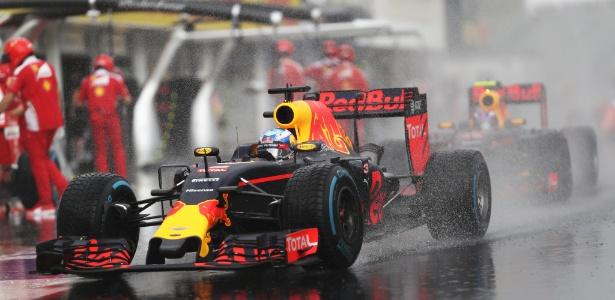 Daniel Ricciardo acredita que conseguirá dar trabalho para a Mercedes - Mark Thompson/Getty Images