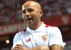 """Como Sampaoli, um Simeone """"às avessas"""", faz o Sevilla ameaçar gigantes - Jorge Guerrero/AFP Photo"""